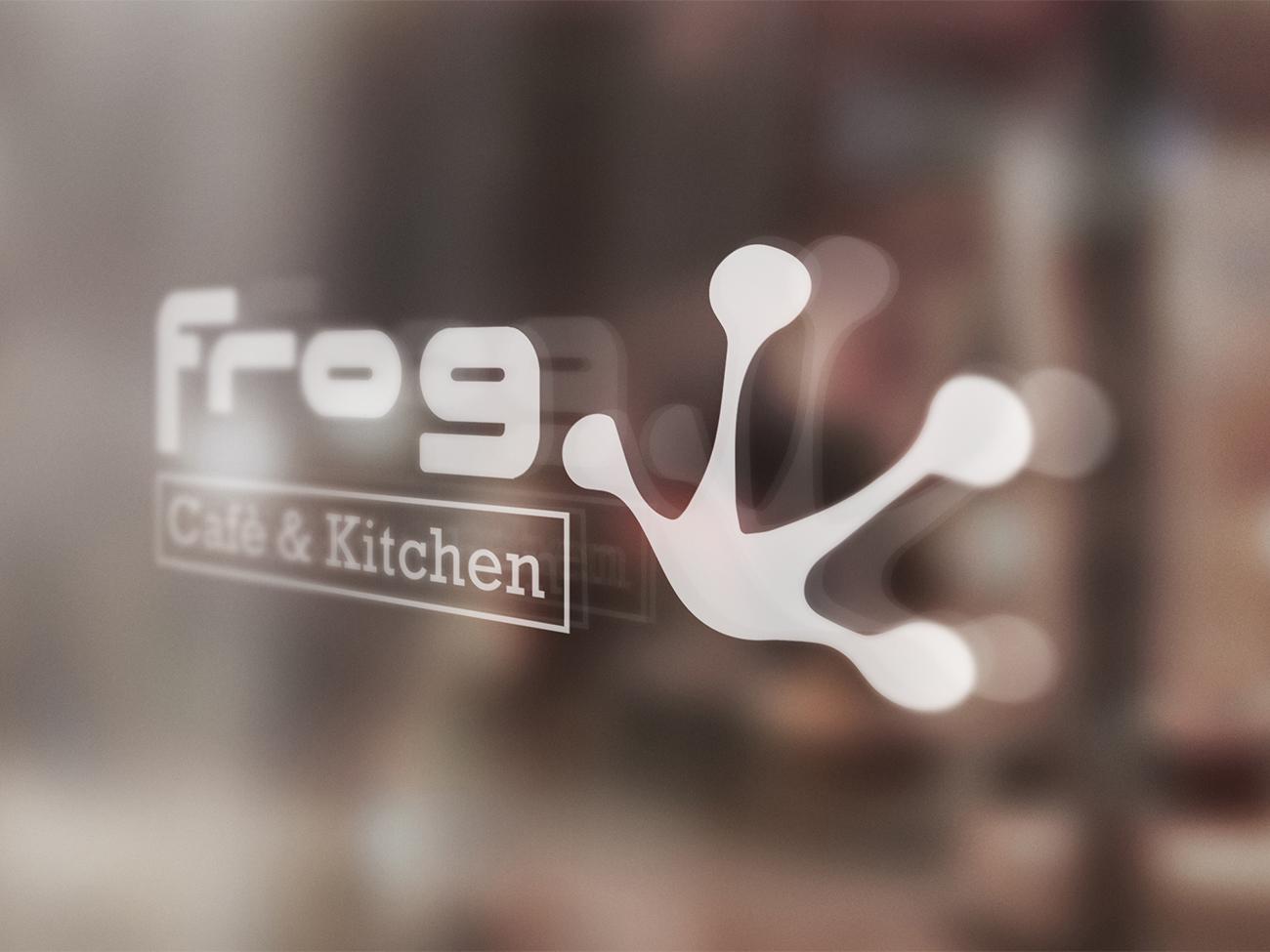 Logo Frog cafè
