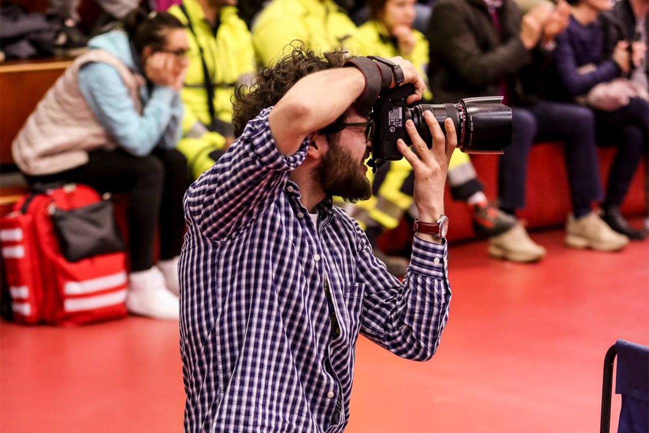 Marco fotografo