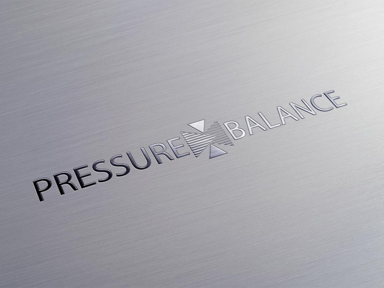 Logo Pressure balance